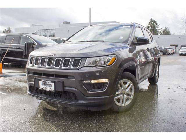 2018 Jeep Compass Sport (Stk: J107160) in Abbotsford - Image 3 of 25