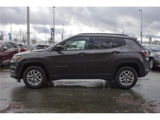 2018 Jeep Compass Sport (Stk: J107160) in Abbotsford - Image 4 of 25