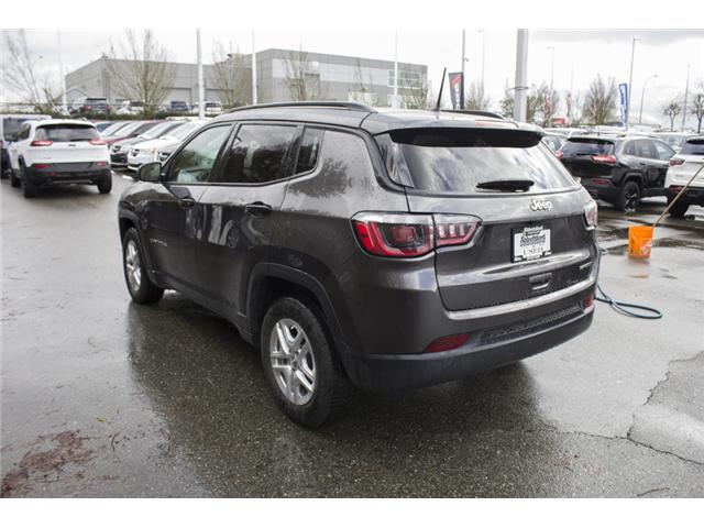 2018 Jeep Compass Sport (Stk: J107160) in Abbotsford - Image 5 of 25