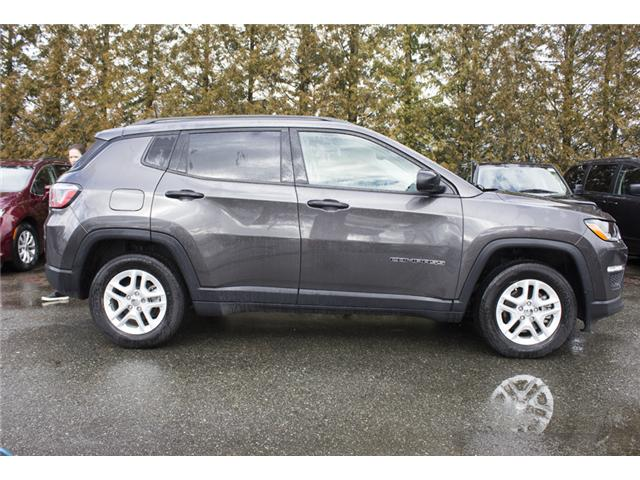 2018 Jeep Compass Sport (Stk: J107160) in Abbotsford - Image 8 of 25