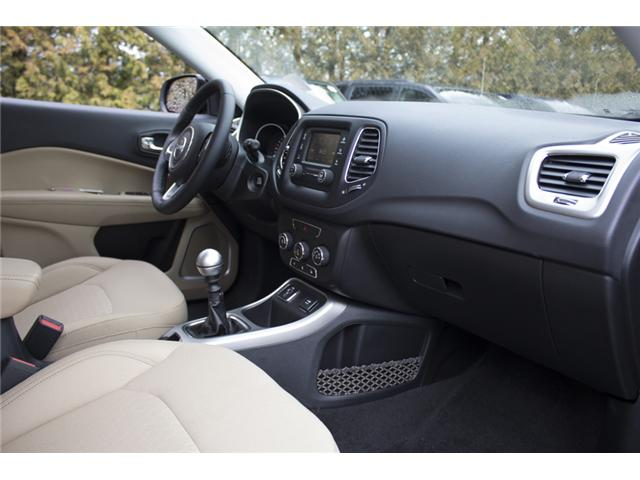 2018 Jeep Compass Sport (Stk: J107160) in Abbotsford - Image 16 of 25