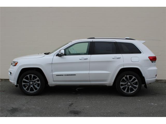 2018 Jeep Grand Cherokee Overland (Stk: C266434) in Courtenay - Image 4 of 30