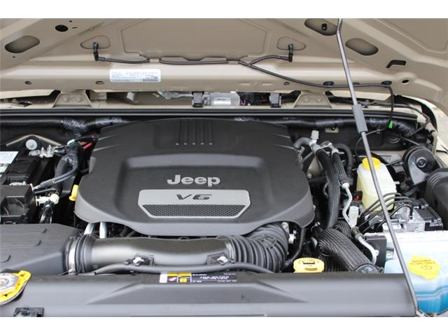 2018 Jeep Wrangler JK Unlimited Sport (Stk: L870871) in Courtenay - Image 10 of 28