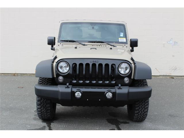 2018 Jeep Wrangler JK Unlimited Sport (Stk: L870871) in Courtenay - Image 2 of 28