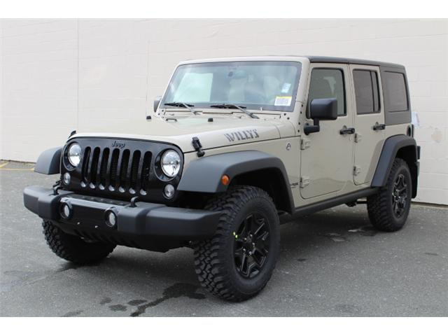 2018 Jeep Wrangler JK Unlimited Sport (Stk: L870871) in Courtenay - Image 3 of 28