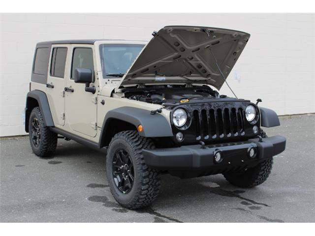 2018 Jeep Wrangler JK Unlimited Sport (Stk: L870871) in Courtenay - Image 9 of 28