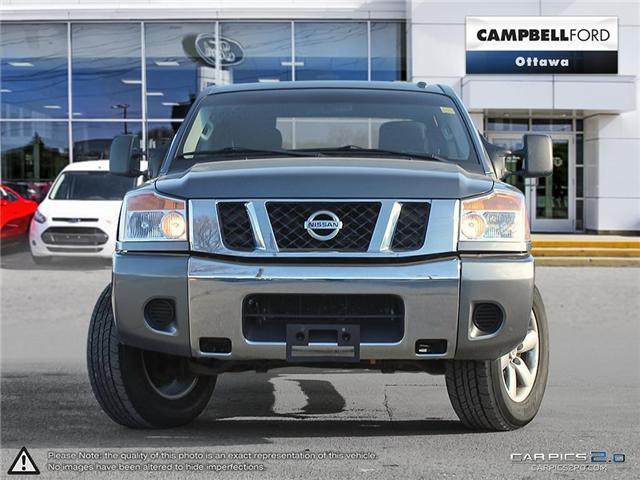 2014 Nissan Titan SV 4X4-60,000 KMS-LOADED (Stk: 938281) in Ottawa - Image 2 of 27