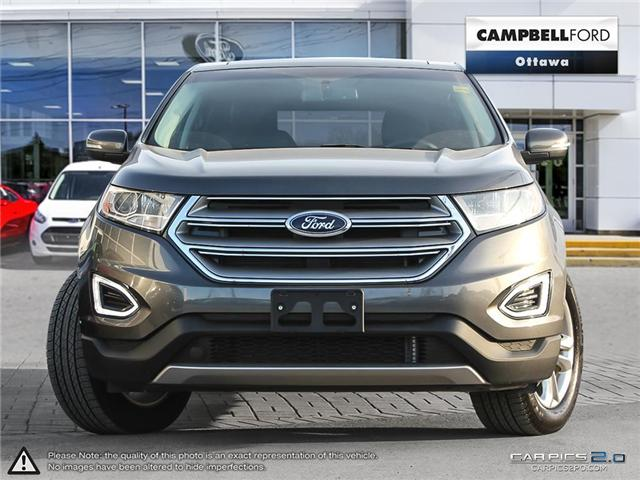2017 Ford Edge SEL AWD-LEATHER-POWER ROOF-NAV (Stk: 939070) in Ottawa - Image 2 of 27