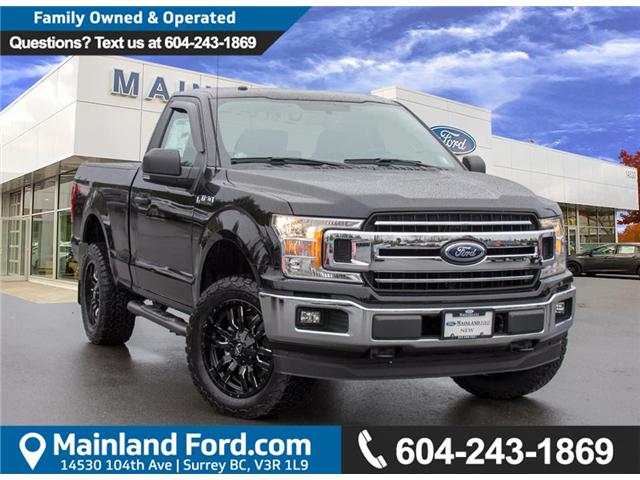 2018 Ford F-150 XLT (Stk: 8F17227) in Surrey - Image 1 of 29