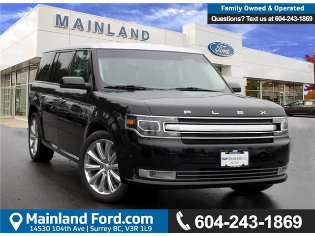 2018 Ford Flex Limited (Stk: 8FL3869) in Surrey - Image 1 of 30