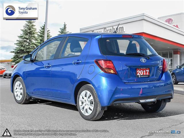2017 Toyota Yaris  (Stk: U8898) in Ottawa - Image 3 of 29