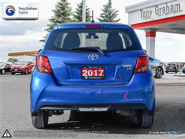 2017 Toyota Yaris  (Stk: U8898) in Ottawa - Image 4 of 29