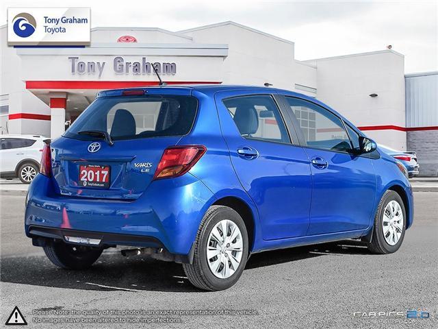 2017 Toyota Yaris  (Stk: U8898) in Ottawa - Image 5 of 29