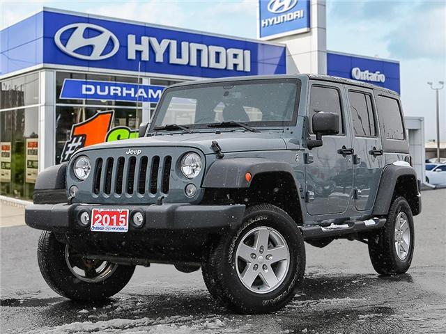 Jeep Wrangler For Sale Ontario >> Used Jeep Wrangler Unlimited For Sale In Whitby Ontario