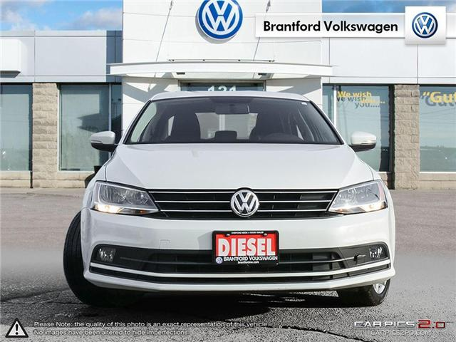 2015 Volkswagen Jetta 2.0 TDI Highline (Stk: VC37703) in Brantford - Image 2 of 26