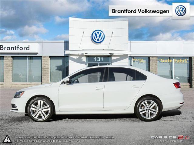 2015 Volkswagen Jetta 2.0 TDI Highline (Stk: VC37703) in Brantford - Image 3 of 26
