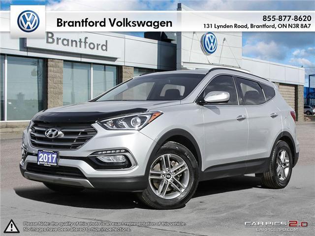 2017 Hyundai Santa Fe Sport 2.4 Premium (Stk: DR16704A) in Brantford - Image 1 of 27
