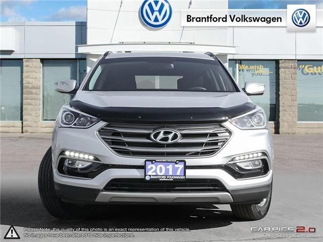2017 Hyundai Santa Fe Sport 2.4 Premium (Stk: DR16704A) in Brantford - Image 2 of 27