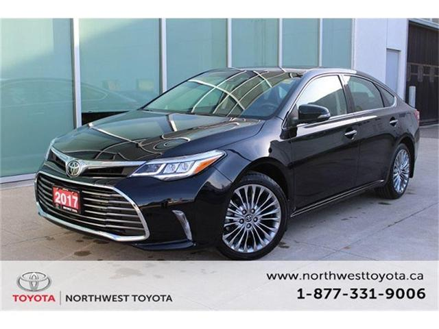 2017 Toyota Avalon Touring (Stk: 245785T) in Brampton - Image 1 of 18
