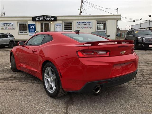 2017 Chevrolet Camaro 1LT- LIKE NEW!!!- GM CERTIFIED PRE-OWNED (Stk: 118981A) in Markham - Image 2 of 24