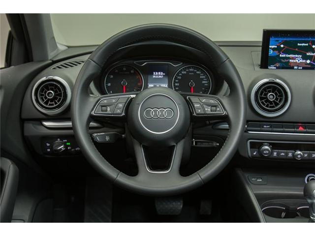 2017 Audi A3 2.0T Progressiv (Stk: A9757) in Newmarket - Image 16 of 19