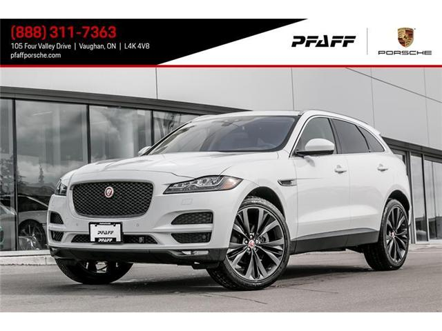 2018 Jaguar F-PACE 35t AWD Portfolio (Stk: U6924) in Vaughan - Image 1 of 13