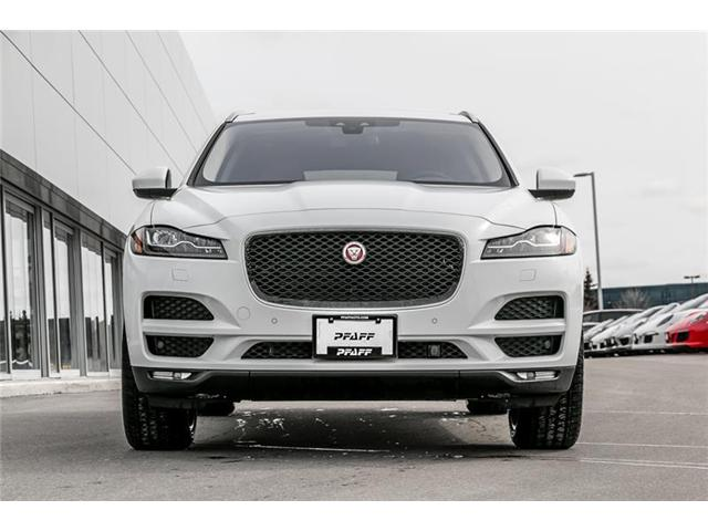2018 Jaguar F-PACE 35t AWD Portfolio (Stk: U6924) in Vaughan - Image 2 of 13