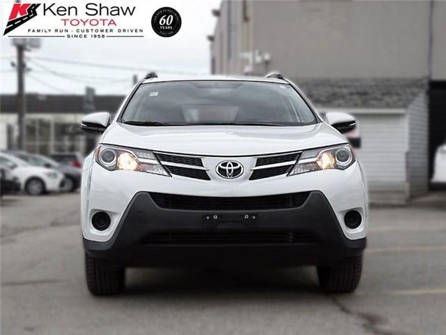 2015 Toyota RAV4 LE (Stk: 15070A) in Toronto - Image 1 of 18