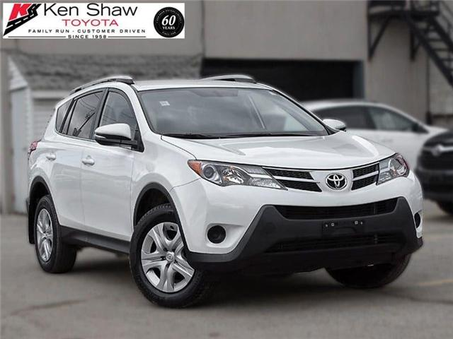 2015 Toyota RAV4 LE (Stk: 15070A) in Toronto - Image 2 of 18