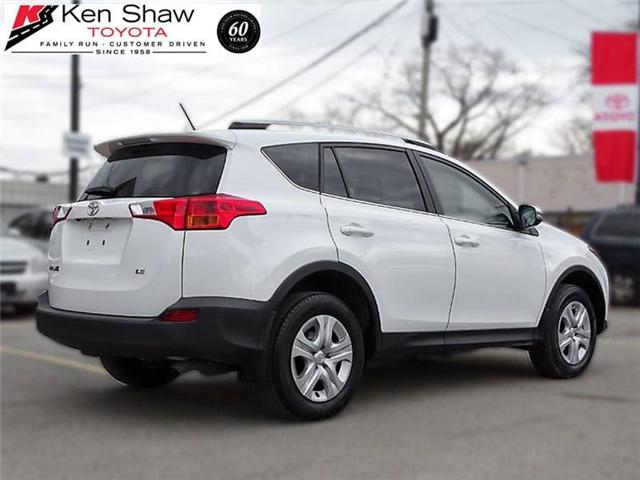 2015 Toyota RAV4 LE (Stk: 15070A) in Toronto - Image 5 of 18