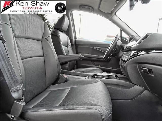 2016 Honda Pilot Touring (Stk: 15068A) in Toronto - Image 13 of 22