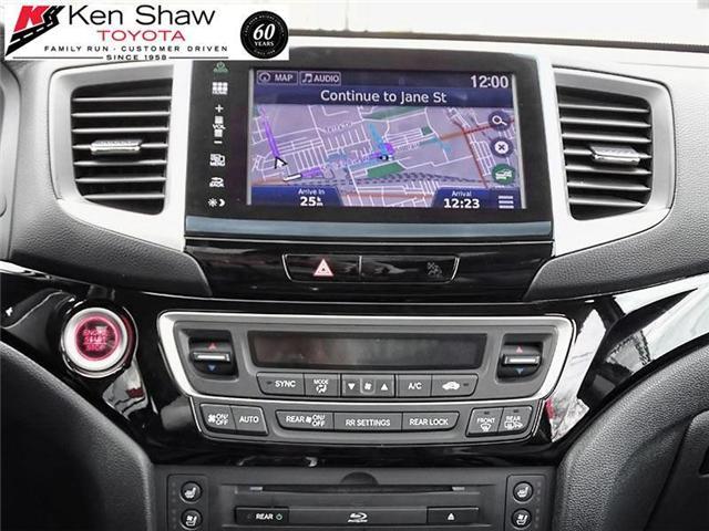 2016 Honda Pilot Touring (Stk: 15068A) in Toronto - Image 16 of 22