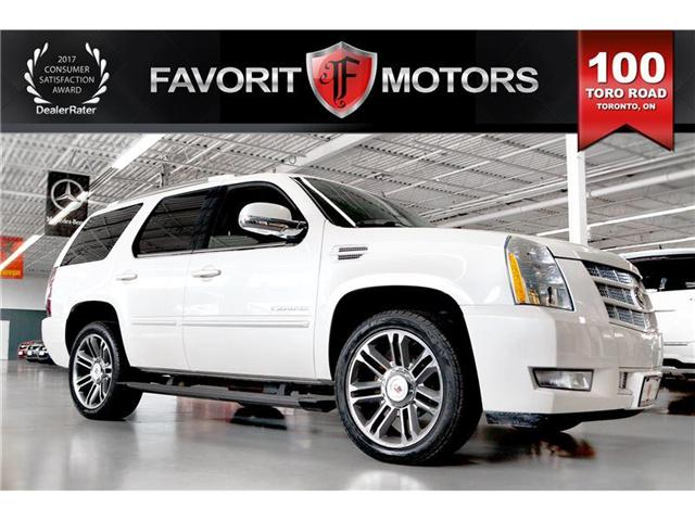 2012 Cadillac Escalade Base (Stk: F2740) in Toronto - Image 1 of 27