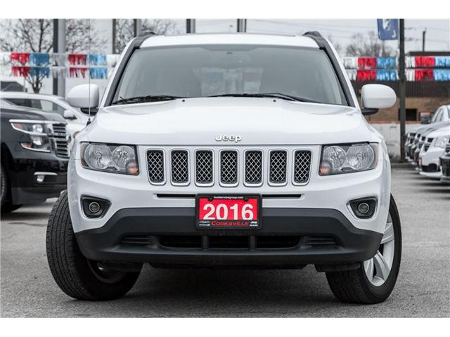 2016 Jeep Compass Sport/North (Stk: 7572PR) in Mississauga - Image 2 of 20