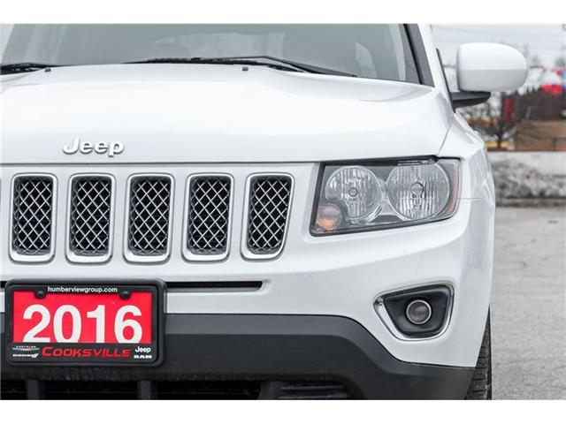 2016 Jeep Compass Sport/North (Stk: 7572PR) in Mississauga - Image 3 of 20