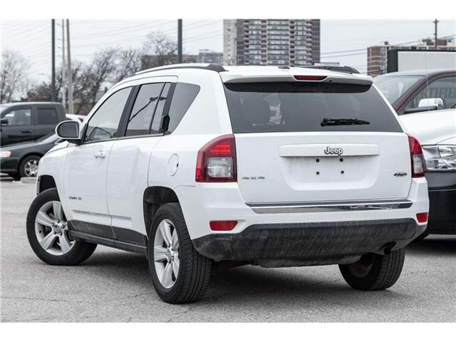2016 Jeep Compass Sport/North (Stk: 7572PR) in Mississauga - Image 6 of 20