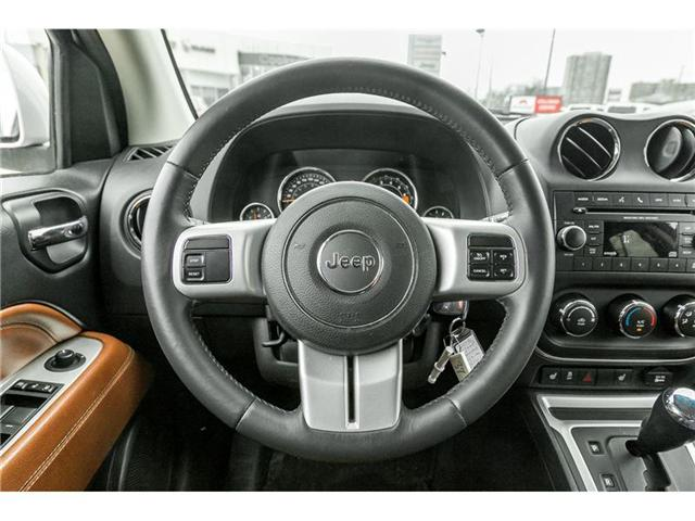 2016 Jeep Compass Sport/North (Stk: 7572PR) in Mississauga - Image 11 of 20