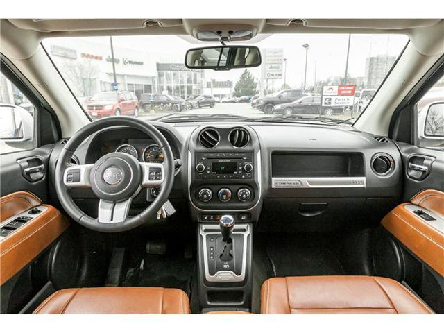 2016 Jeep Compass Sport/North (Stk: 7572PR) in Mississauga - Image 19 of 20