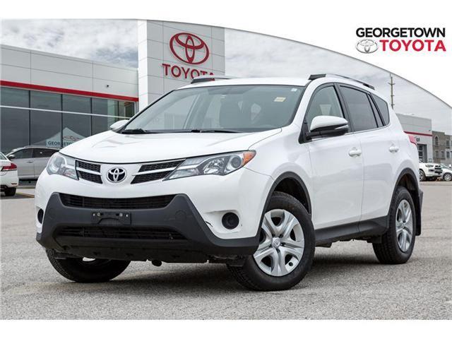 2015 Toyota RAV4 LE (Stk: 15-04372) in Georgetown - Image 1 of 20