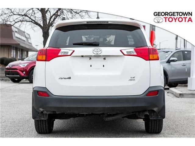 2015 Toyota RAV4 LE (Stk: 15-04372) in Georgetown - Image 6 of 20