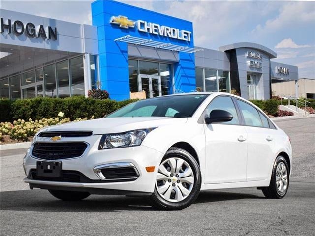 2016 Chevrolet Cruze Limited 1LS (Stk: A205690) in Scarborough - Image 1 of 23