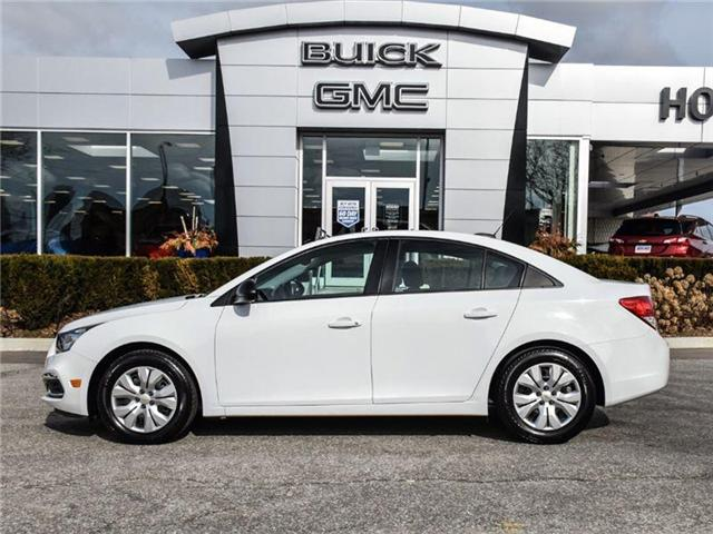 2016 Chevrolet Cruze Limited 1LS (Stk: A205690) in Scarborough - Image 2 of 23