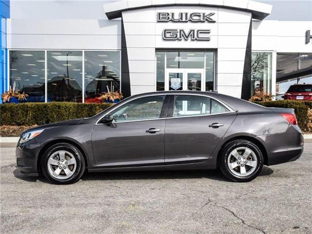 2013 Chevrolet Malibu LS (Stk: A169931) in Scarborough - Image 2 of 21