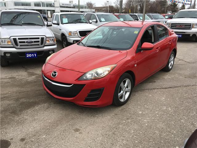2010 Mazda Mazda3 i Touring 4-Door (Stk: P3437) in Newmarket - Image 1 of 20