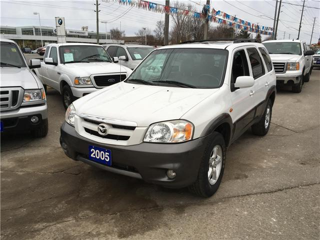 2005 Mazda Tribute s 4WD 4-spd AT (Stk: P3400A) in Newmarket - Image 1 of 21