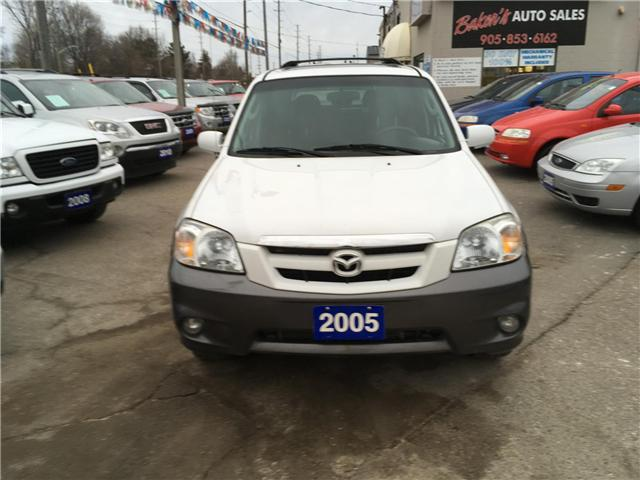 2005 Mazda Tribute s 4WD 4-spd AT (Stk: P3400A) in Newmarket - Image 2 of 21