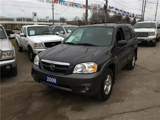 2006 Mazda Tribute s 2WD 4-spd AT (Stk: P3406) in Newmarket - Image 1 of 19