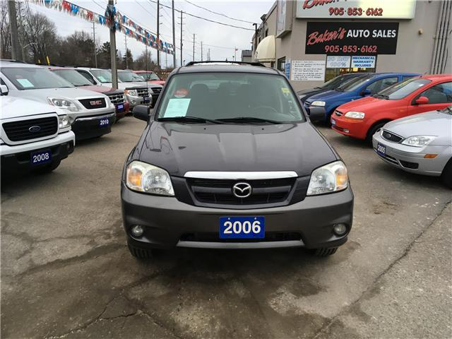 2006 Mazda Tribute s 2WD 4-spd AT (Stk: P3406) in Newmarket - Image 2 of 19