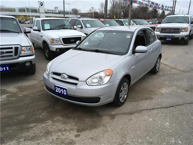 2010 Hyundai Accent SE 3-Door (Stk: P3430) in Newmarket - Image 1 of 18