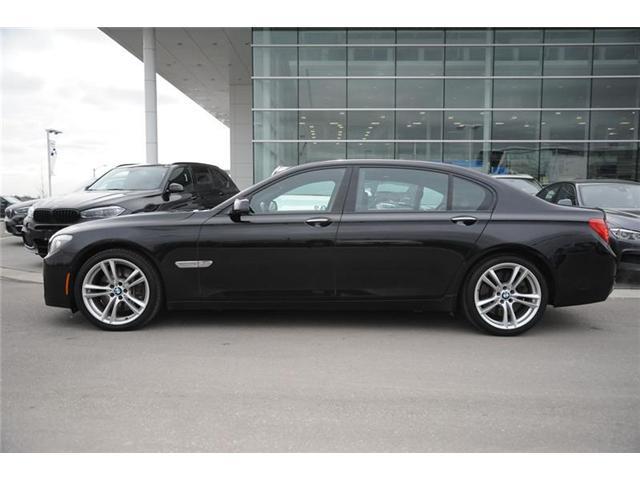 2012 BMW 750 Li xDrive (Stk: P434946) in Brampton - Image 2 of 13